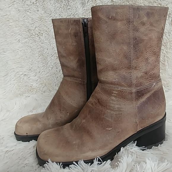 Gianni Bini Shoes - Vintage 90's Gianni Bini boots